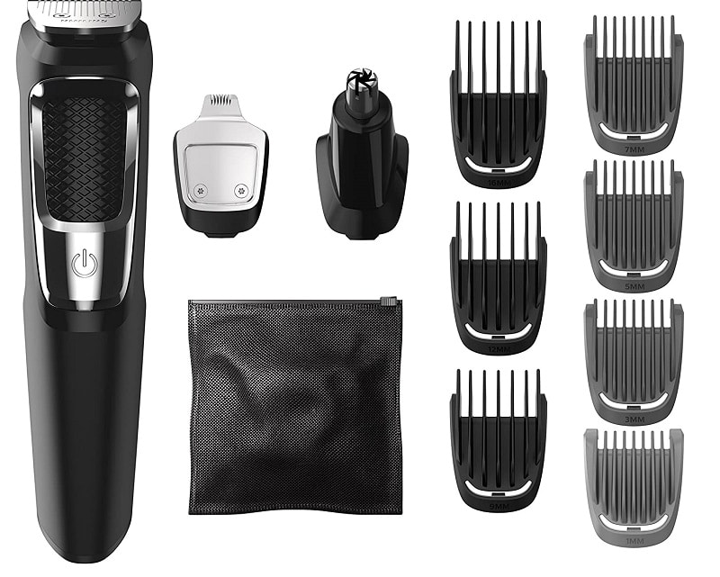Philips Norelco MG3750 Multigroom Trimmer