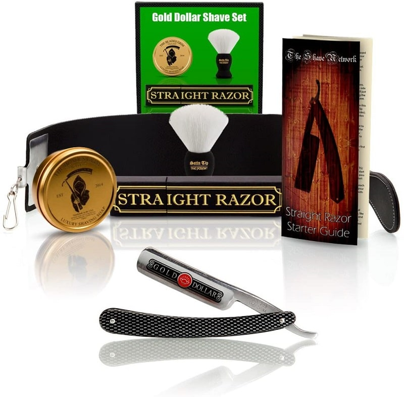 Shave Ready Shaving Straight Razor