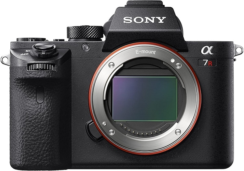 Sony a7R II Full-Frame Camera Image