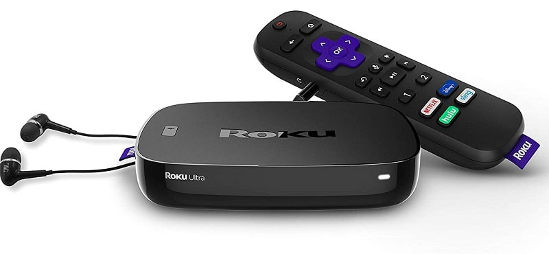 Roku Ultra Express Media Box