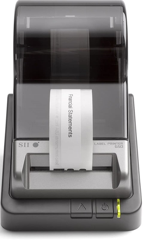 Seiko 650 Instruments Label Printer