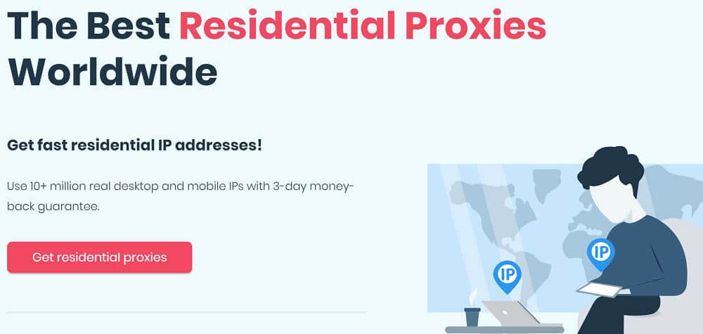 Smartproxy Residential Proxies
