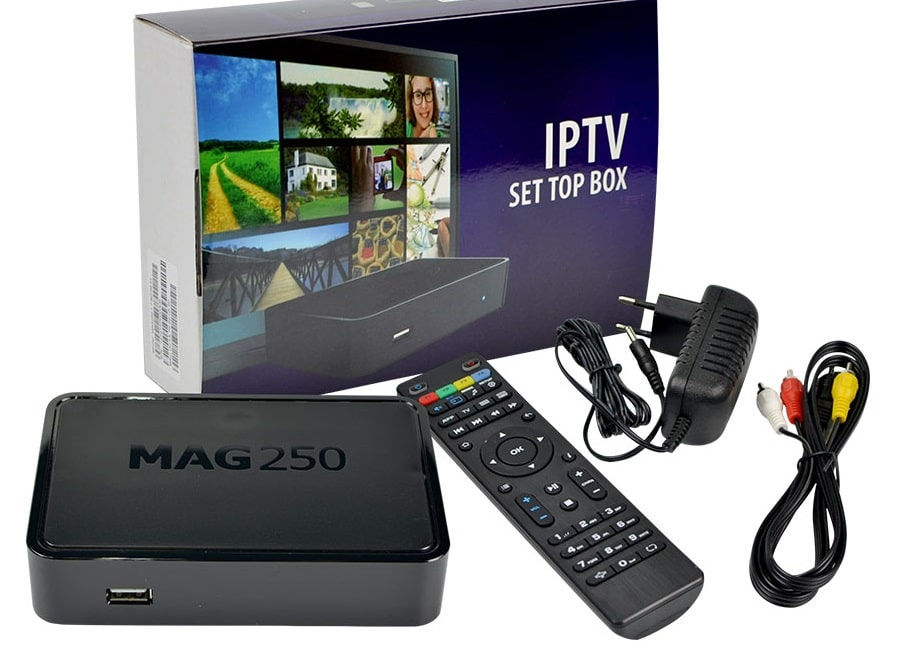 iptv Set-Up Boxes