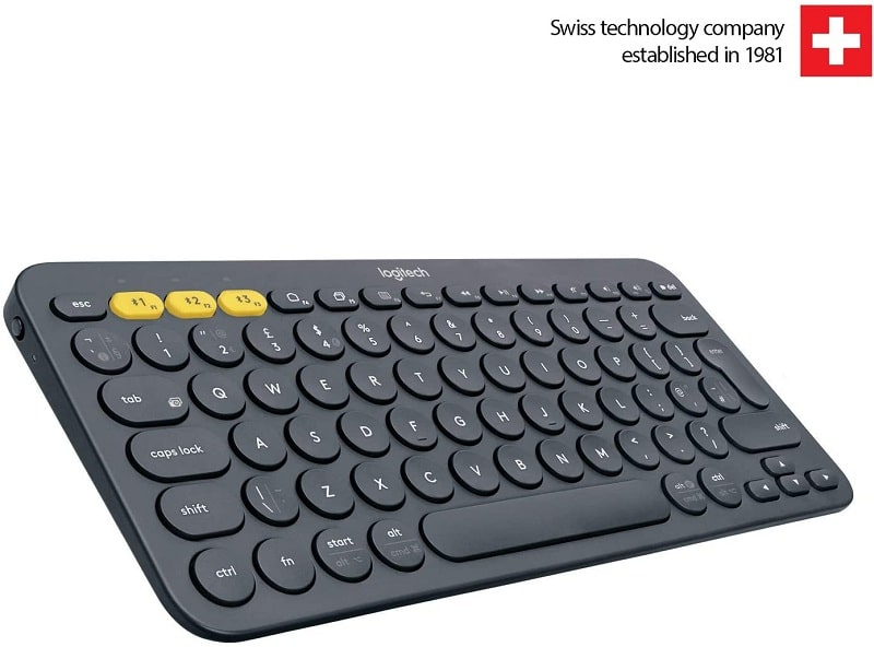 Logitech K380 Multi-Device Bluetooth Wireless Keyboard
