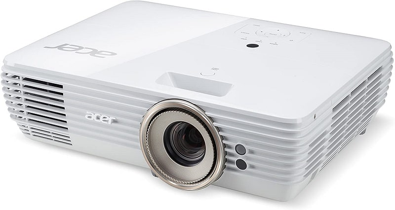 Acer V7850 4K Home Theater Projector
