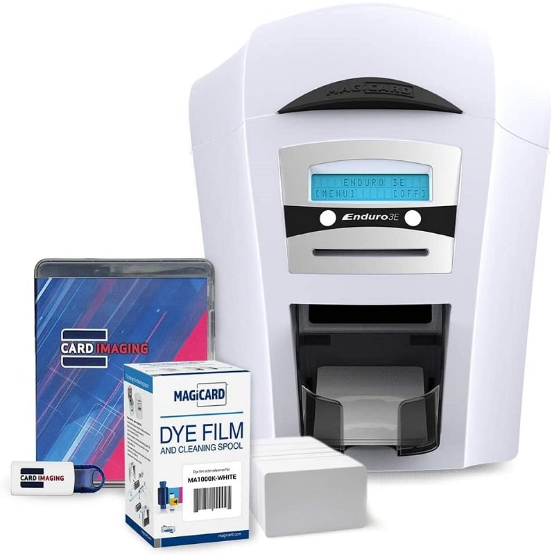 Magicard Enduro 3e Dual Sided ID Card Printer