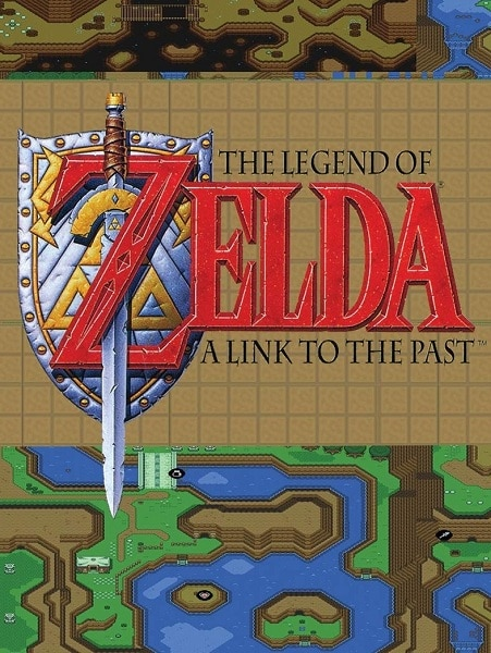 ​The Legend of Zelda- A Link to the Past