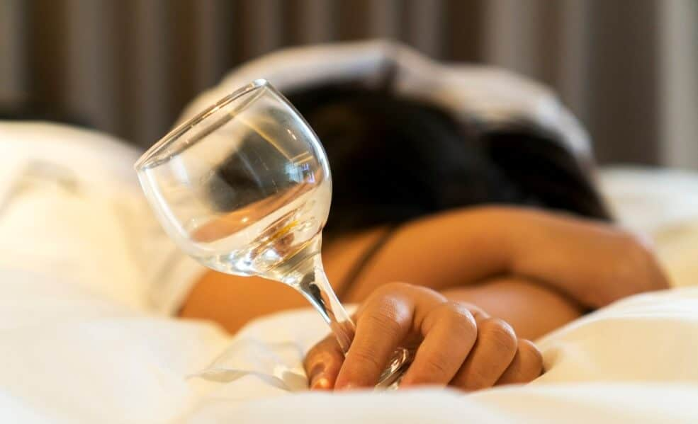 Alcohol and Drug Abuse with Sleep Apnea