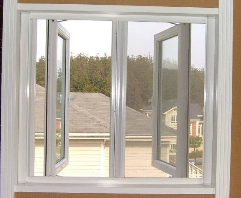 Casement Window Size