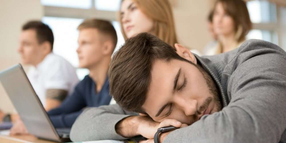 Causes of Sleep Deprivation in College Students