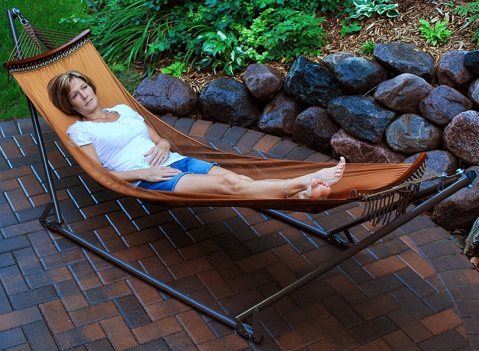 Improve Blood Flow with Improve hammock
