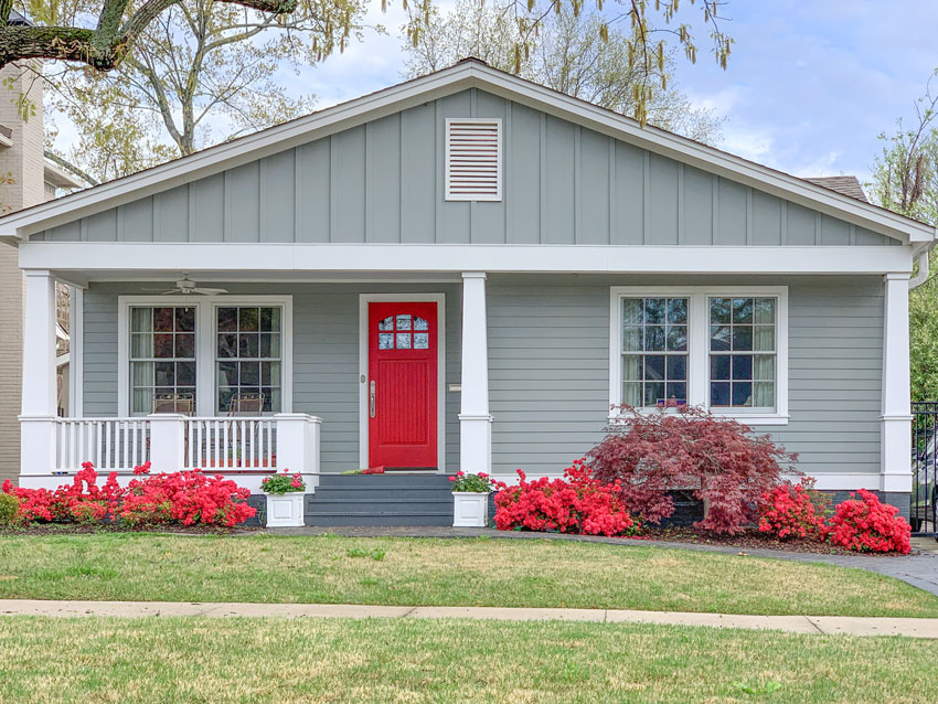 Red door Mortgage Free Home