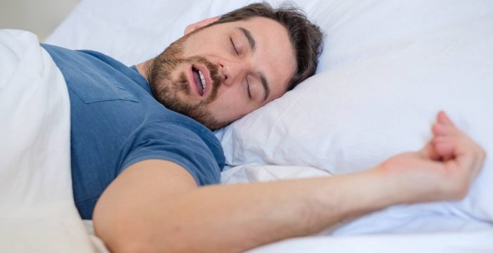 Sleep Apnea phobia