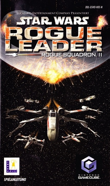 Star Wars- Rogue Squadron II- Rogue Leader