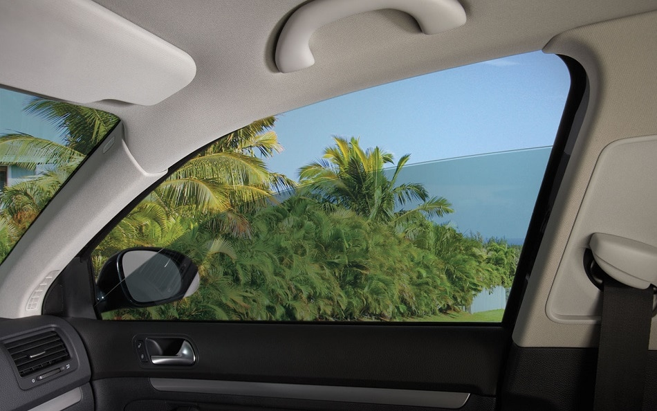 Ultra Violet Rays protection with car Window Tint