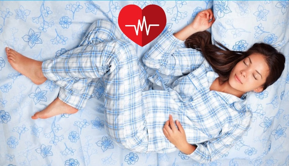 cardiovascular health while sleep