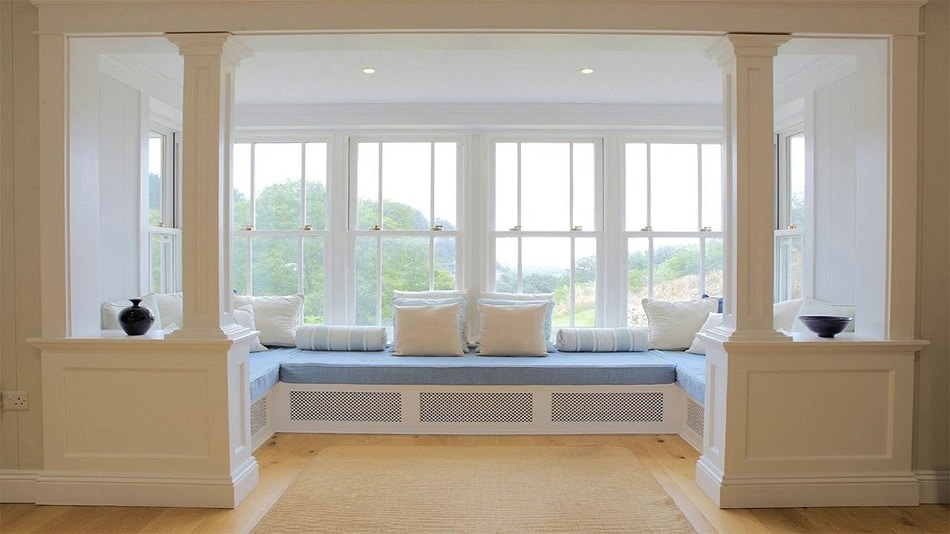 consider building a bay window