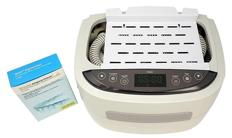 iSonic Ultrasonic C-Pap Deep Cleaner P4821-CPAP