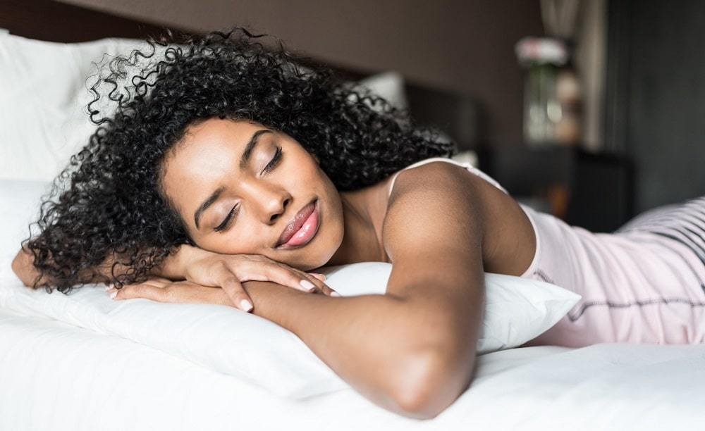 maintain Curly Hair while sleeping