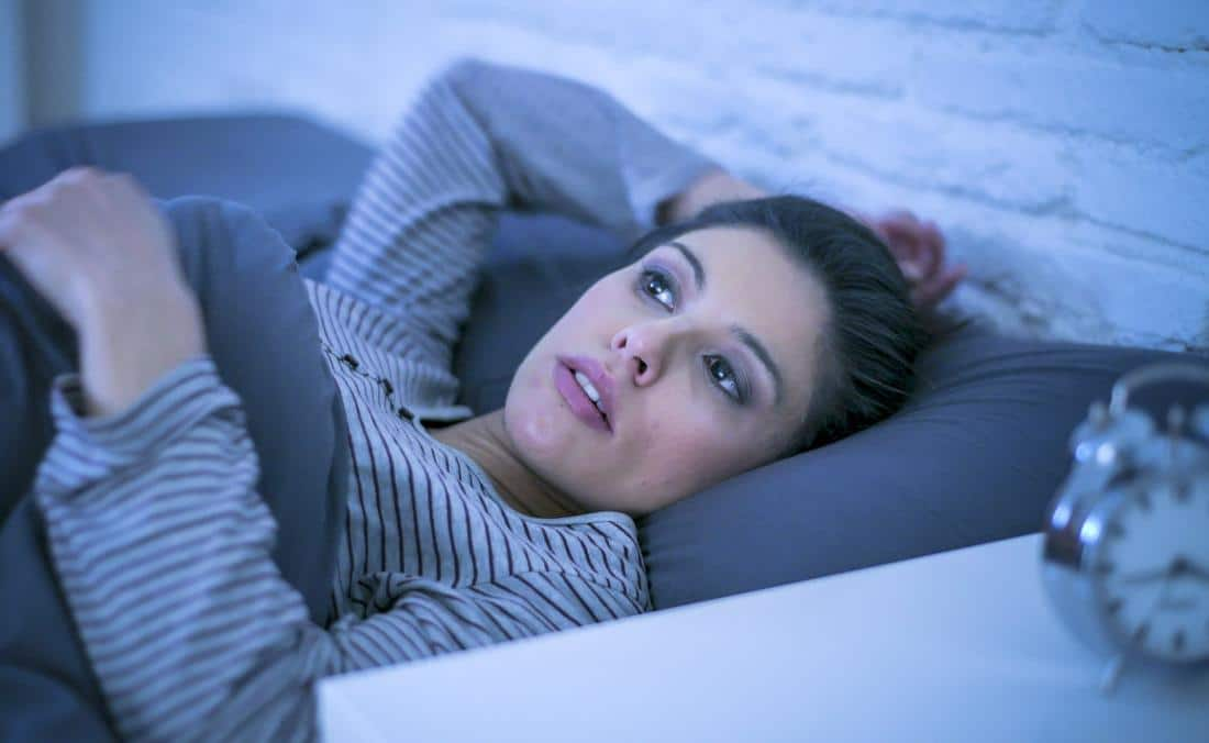 sleeplessness affects body metabolism