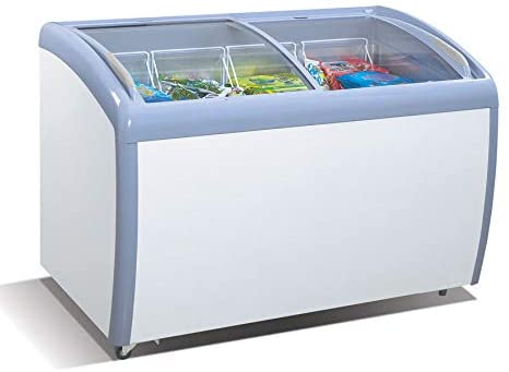 Atosa MMF9112 Angle Curved Top Chest Freezer