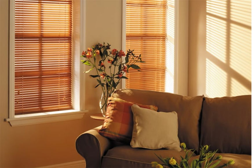 Bamboo Venetian Window Blinds