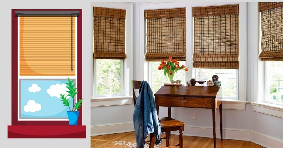 Best Bamboo Window Shades