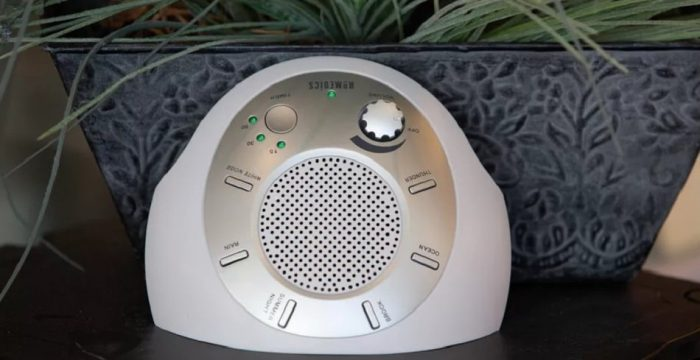Best White Noise Machines for Good Night's Sleep