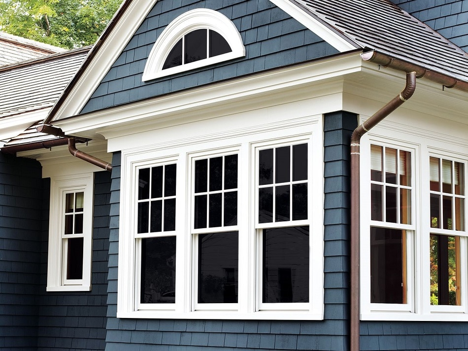 Classic Understated Window Trim