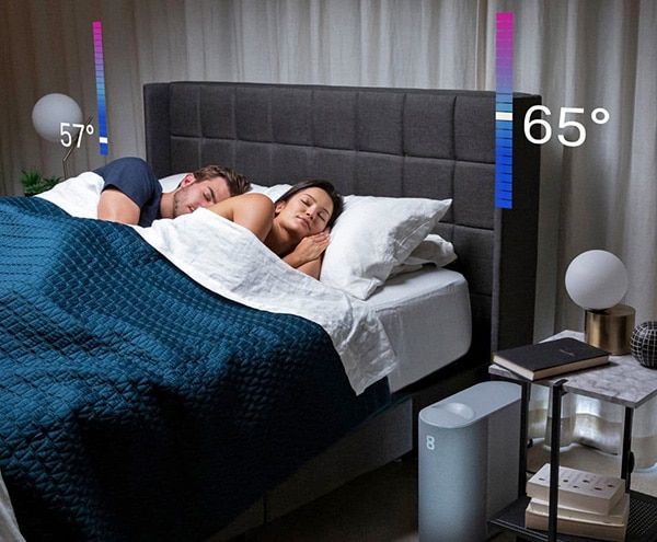 Eight Sleep Pod mattress Temperature regulation