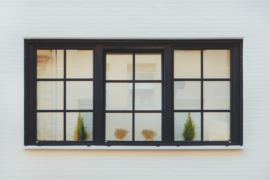 Exterior Window Trim Color