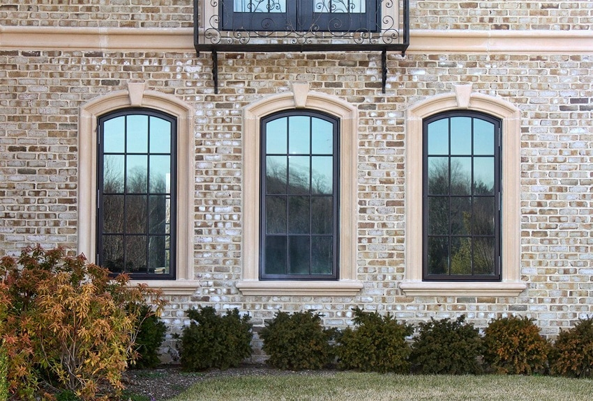Exterior Window Trim design