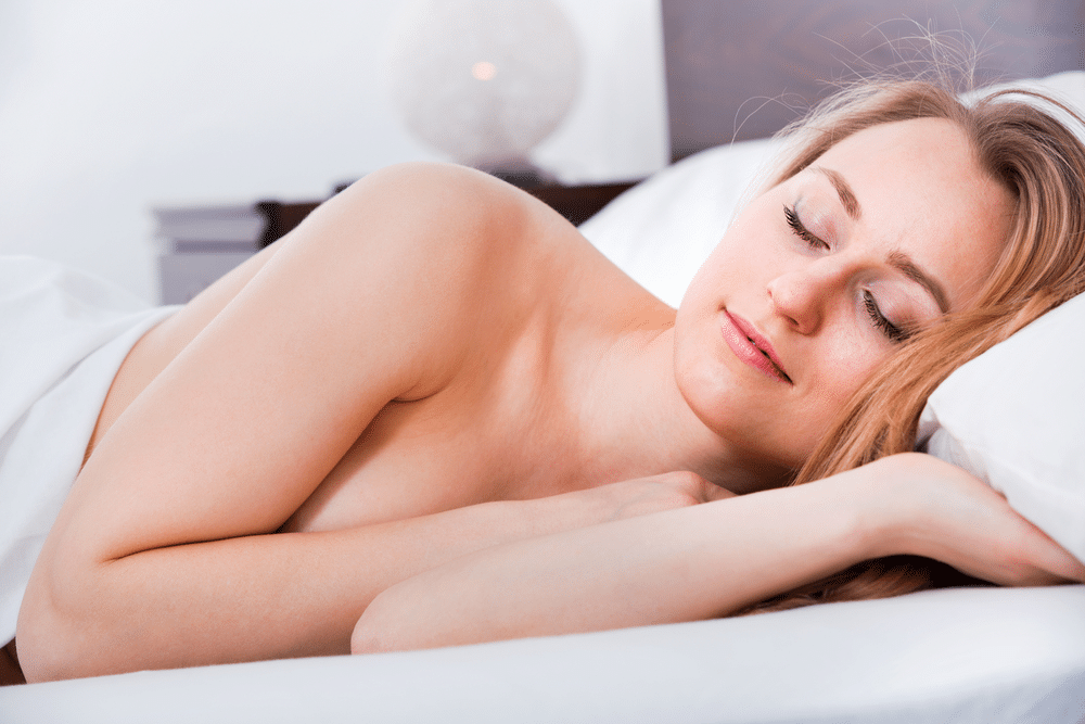 Fall Asleep Faster with naked sleep