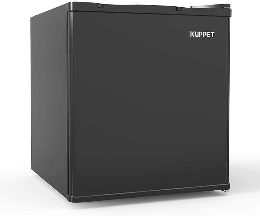 KUPPET Compact Upright Freezer