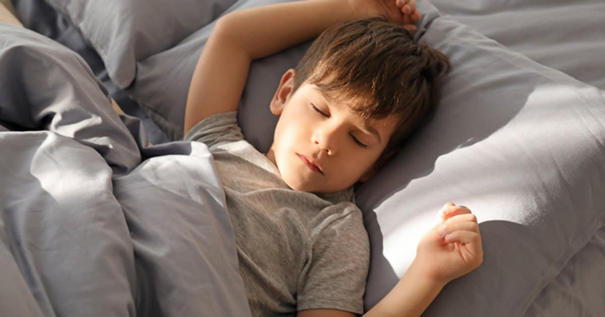 Melatonin Overdose on Children[