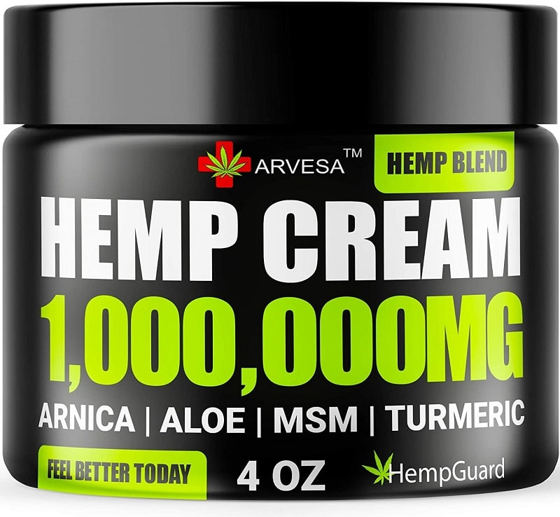 Natural Hemp Cream