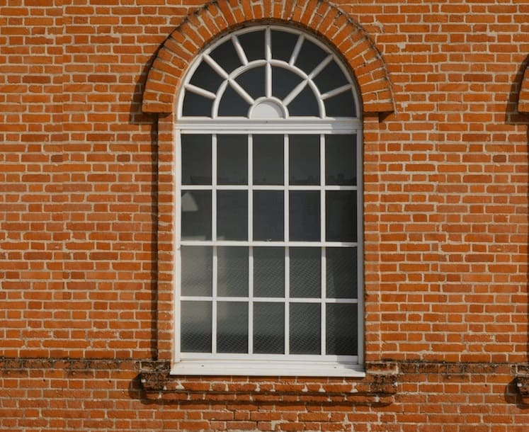 Victorian Curved Window Trim