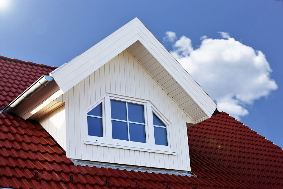 dormer window features