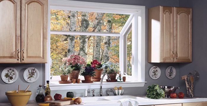 garden window advantages & disadvantages