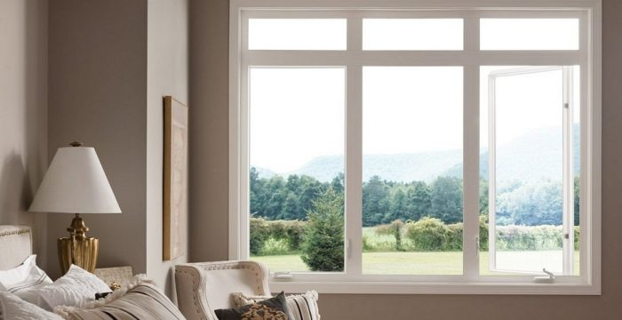 modern designs of casement windows