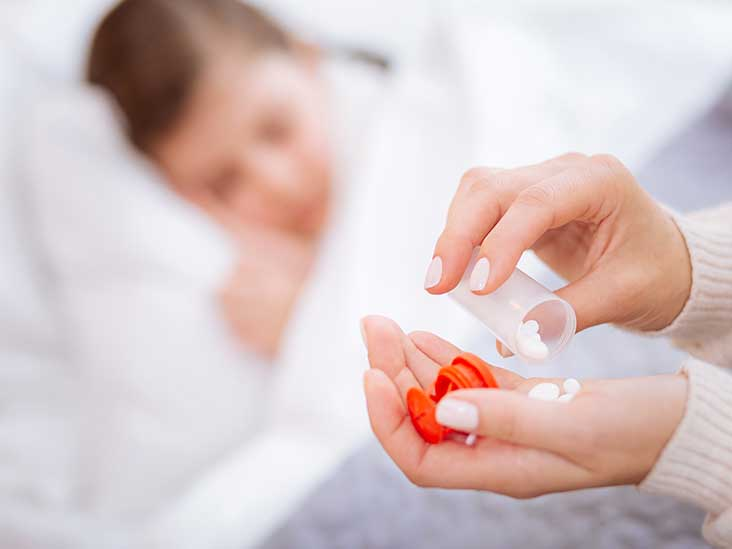 pain killers for ear infection