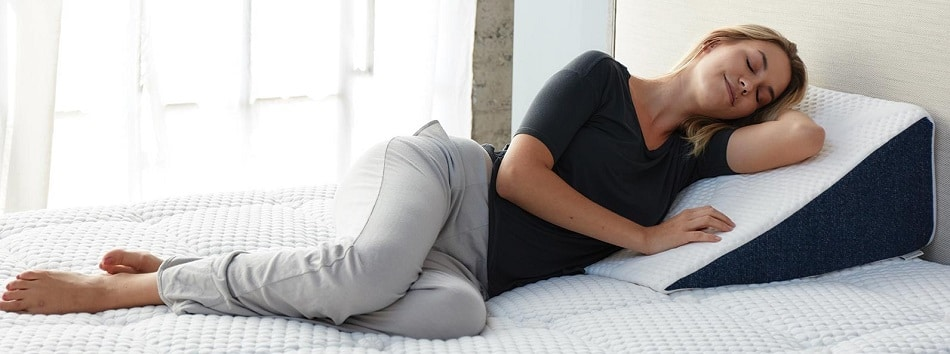 sleep in an inclined position