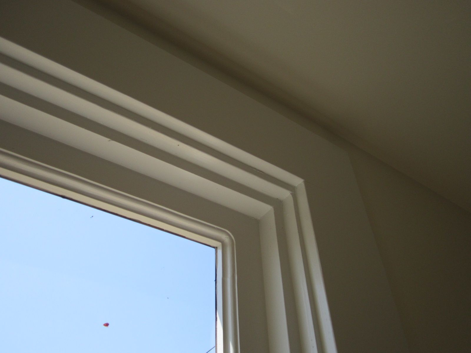 sophisticated decorations interior Window trim