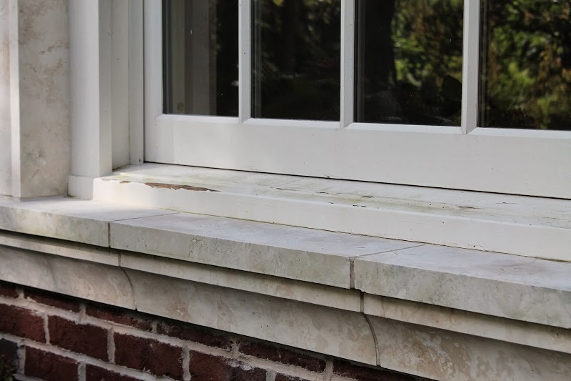 window sill material