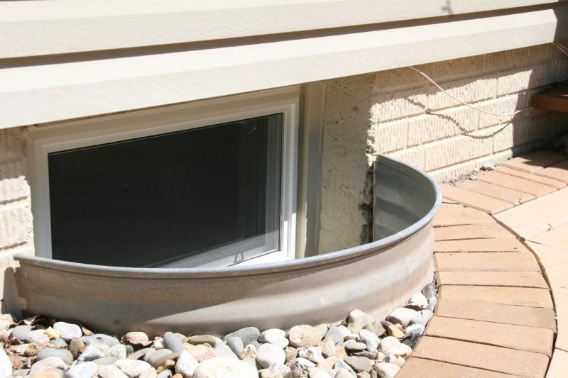 Awning Basement Window