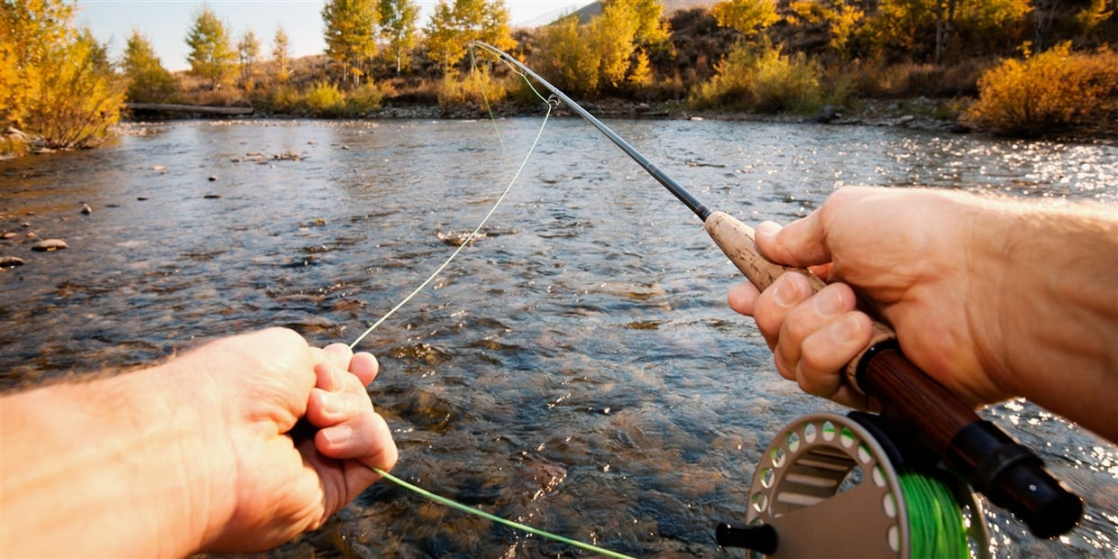 Fishing Line advantages