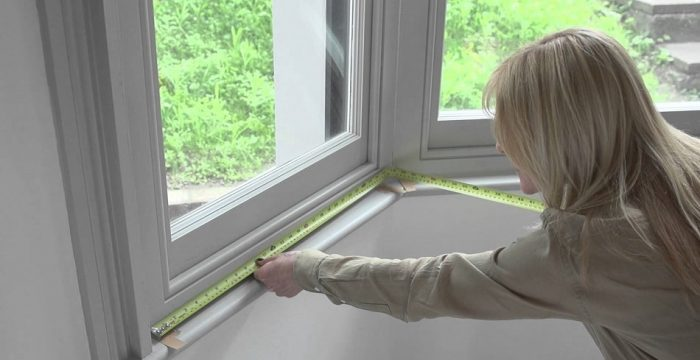 How to Measure a Window for Replacement