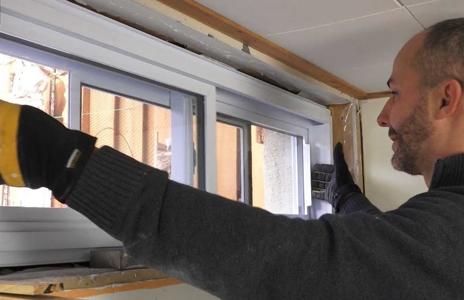 How to Remove a Basement Window