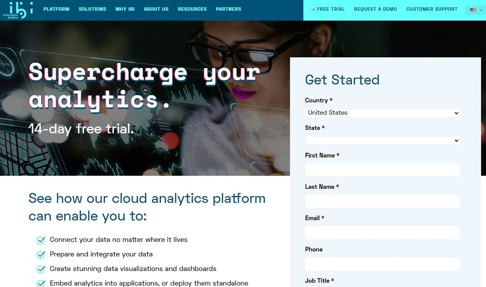 Information Builders - Supercharge your analytics