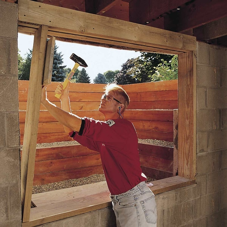 Install Basement Windows